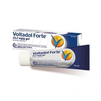 Voltadol Forte 23,2 mg/g gel