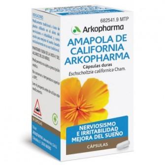 AMAPOLA DE CALIFORNIA ARKOPHARMA, 84 capsulas